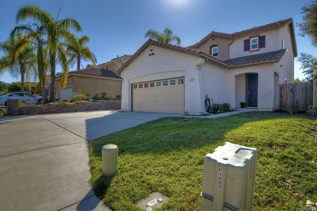 1283 Avenida Amistad, San Marcos, CA 92069