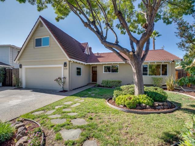 658 Bancroft Street, Santa Clara, CA 95051