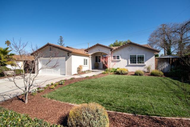 1698 Blaney Avenue, San Jose, CA 95129