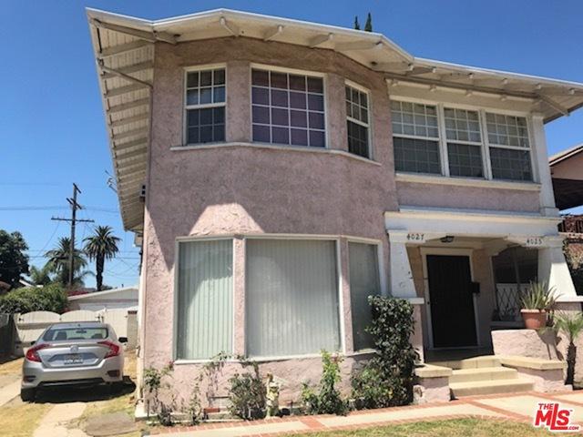 4025 HALLDALE Avenue, Los Angeles, CA 90062