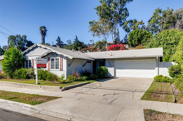 6392 East Lake Drive, San Diego, CA 92119