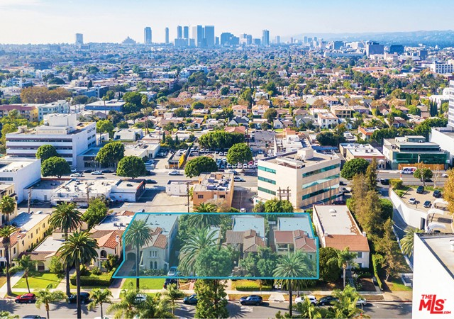 We are pleased  present 211, 213, 215 & -217 S. Hamilton Drive, an extremely rare 20,800 square feet development site in world-renowned Beverly Hills, CA. 211-217 S Hamilton Drive is ideally located just south of Wilshire Boulevard and the Metro Purple Line, providing convenient access to Downtown and West LA. The property is also located within walking distance of the Beverly Center, The Grove, Cedars-Sinai, and Restaurant Row. This is a very unique opportunity to purchase an ideal development site in one of the worlds highest barrier to entry locations. Spread over four contiguous parcels this project allows for twenty-four (24) units to be built by right. There is the potential to build up to thirty-three (33)units, including low-income units, with density bonuses. This site is quintessentially located just a short walk from exceptional dining, entertainment, shopping and cultural experiences. Approximately $22,680 monthly income from existing units.