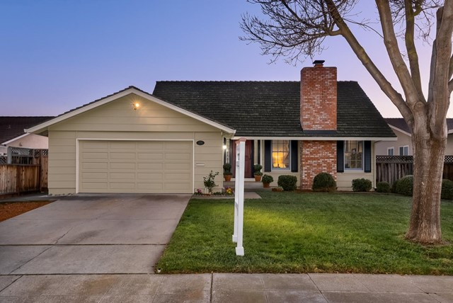 1078 Clematis Drive, Sunnyvale, CA 94086