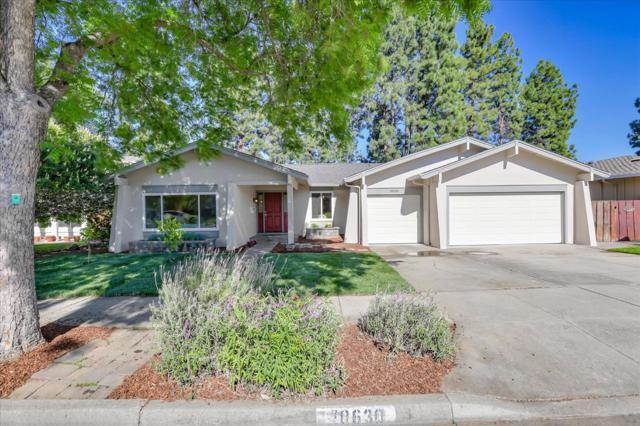 10630 Castine Avenue, Cupertino, CA 95014