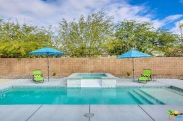 Optional Pool/Spa