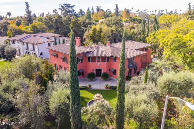 734 Fairfield Circle, Pasadena, CA 91106