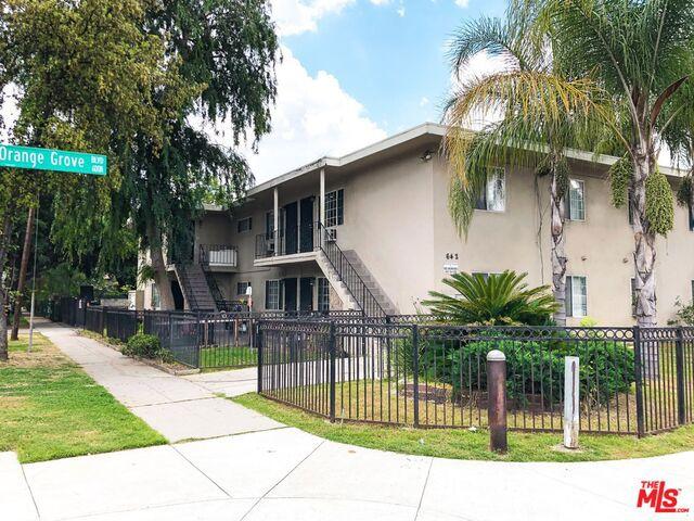 642 N ORANGE GROVE, Pasadena, CA 91103