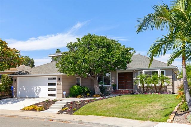 4778 Lucille Drive, San Diego, CA 92115