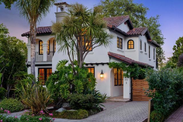 262 Rinconada Avenue, Palo Alto, CA 94301