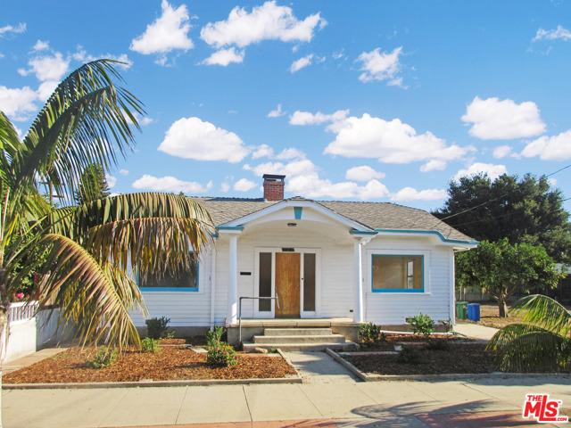 132 JUANA MARIA Street, Santa Barbara, CA 93103