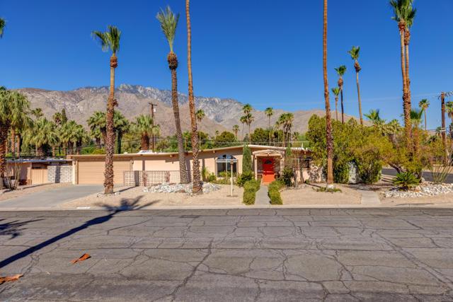 2. 2097 N Berne Drive Palm Springs, CA 92262