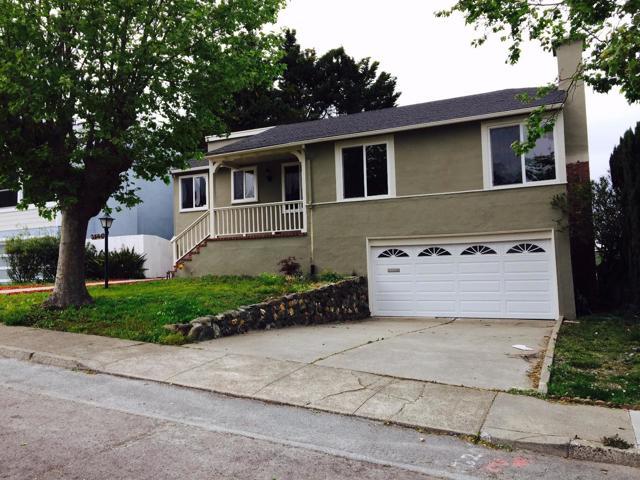 1364 Vista Grande, Millbrae, CA 94030