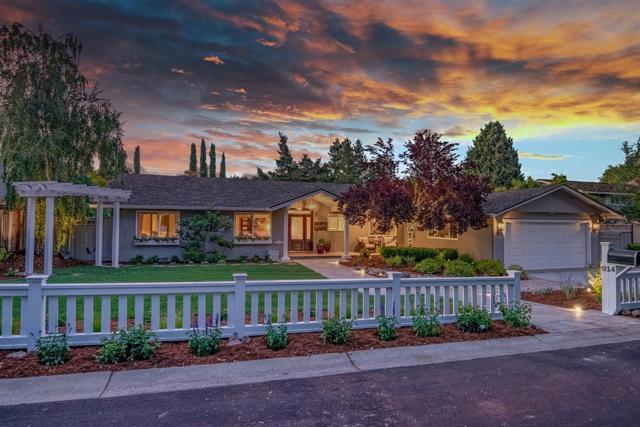 914 Bicknell Road, Los Gatos, CA 95030