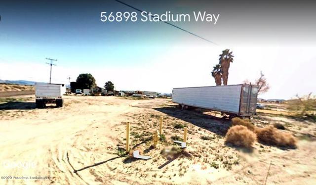 Silver Lane, Baker, CA 92309