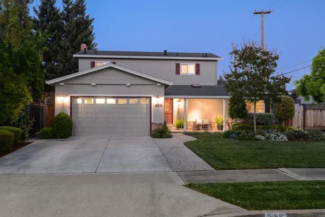 668 Vinemaple Avenue, Sunnyvale, CA 94086