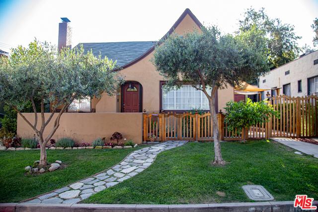 1321 FAY Place, Pasadena, CA 91104