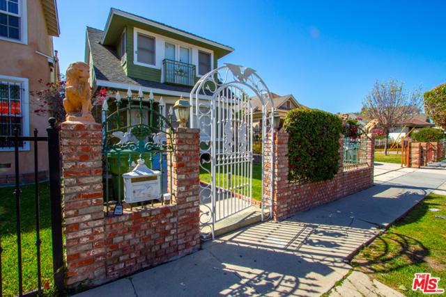 3109 Catalina Street, Los Angeles, California 90007, 1 Bedroom Bedrooms, ,1 BathroomBathrooms,Residential,For Rent,Catalina,21715880