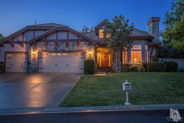 805 Paseo Del Robledo, Thousand Oaks, CA 91360