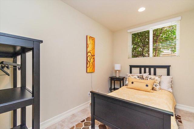 Lower lever bedroom