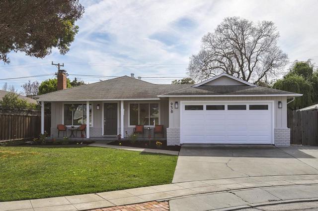 938 Arlington Court, Sunnyvale, CA 94087
