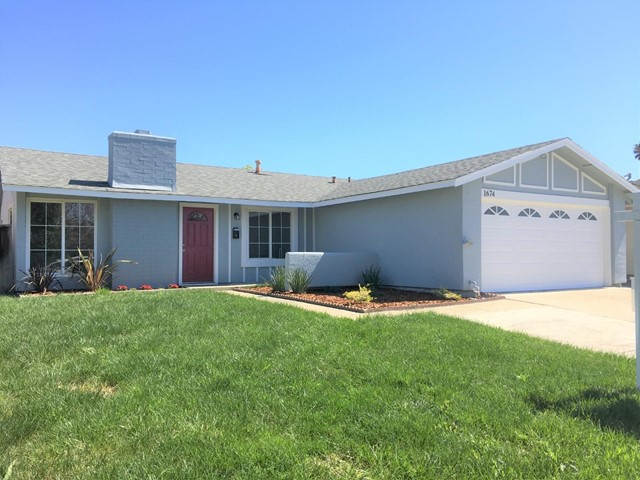 1674 Goldentree Drive, San Jose, CA 95131