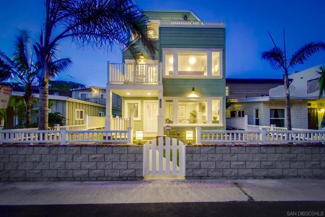 818 Capistrano Pl, San Diego, CA 92109