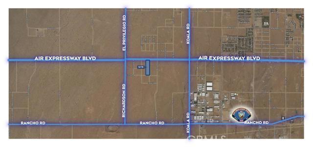 0 Air Expressway Boulevard, Adelanto, CA 92301