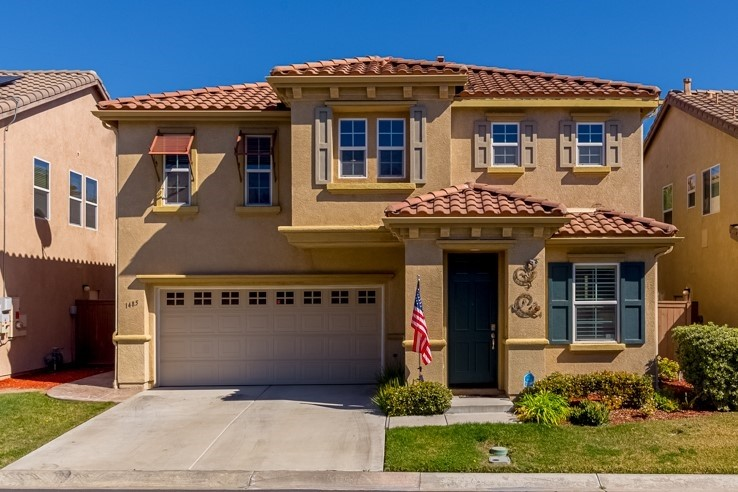 Beautifully upgraded home, desirable Eastlake Summit gated community. Well appointed - Quartz counters, designer paint, wood blinds will satisfy the most discerning clients. Move in ready, washer dryer and refrigerator. Very spacious rooms, oversized master closet and oversized laundry room with sink. Resort like HOA amenities include grass areas with BBQ, a gym for workouts and an olympic size pool. Award winning schools, minutes to Otay Ranch shopping and fine dining. Just 30 min to Coronado-Downtown Neighborhoods: Summit at Eastlake Equipment:  Dryer,Garage Door Opener, Range/Oven, Washer Other Fees: 0 Sewer:  Sewer Connected