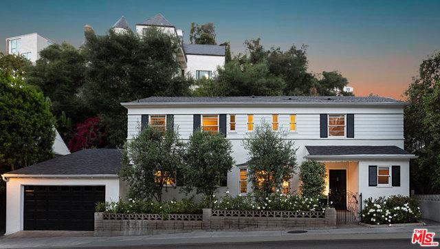 2845 N BEACHWOOD Drive, Los Angeles, CA 90068