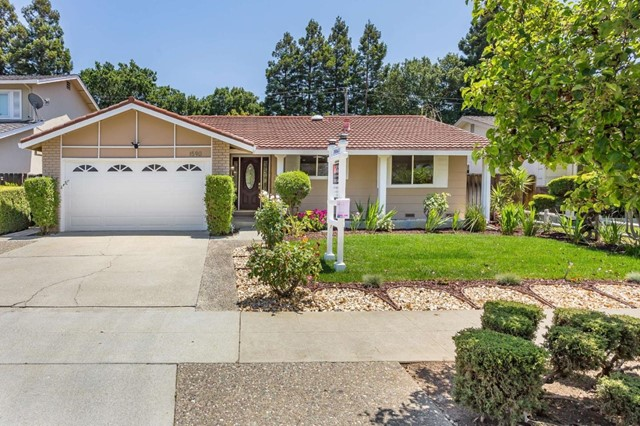 1590 Jamestown Drive, Cupertino, CA 95014
