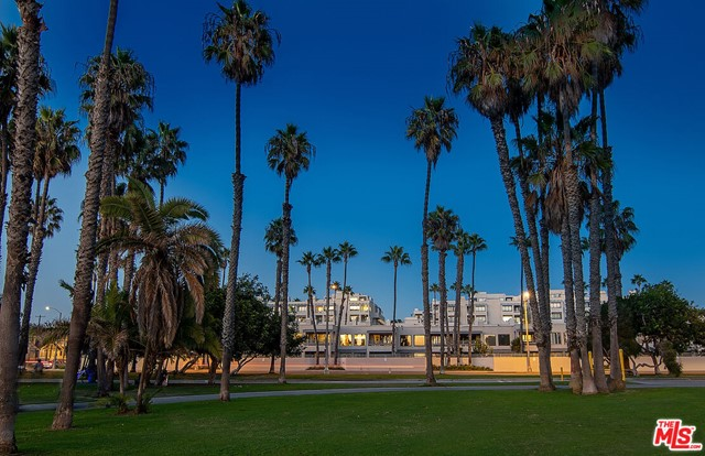 Incredible opportunity to own a one of a kind penthouse in Santa Monica's esteemed Sea Colony III.  This three bedroom, three and a half bath sun filled two story condo offers approximately 2800sf of luxury living and ocean views from virtually every room.The dramatic entry leads to a sun kissed open living room with breathtaking views, designer kitchen with top of the line appliances, dining room, wet bar, hardwood floors and high end finishes throughout.  The third bedroom is a loft.  Surrounded by palm trees and mere seconds to the beach, this unique property offers majestic vistas from Palos Verdes and Malibu to the mountains and beyond. Multiple patios and outdoor spaces offer daily sunsets and spectacular ocean views that you can practically touch.The Zen of gentle morning waves rolling over your feet, yoga on the sand, fresh air and beach volleyball with friends await right outside your door providing an unparalleled 24/7 beach lifestyle.  Sea Colony lll offers 24-hour security, fountains, pool, multiple spas and lounging areas, gym, yoga room, sauna, public spaces and did we mention the views?  Experience the California dream of a lifetime!