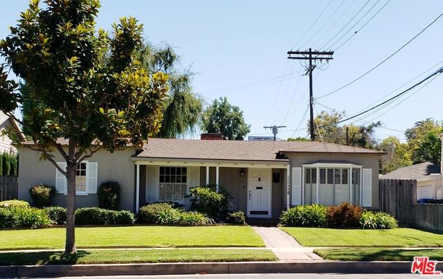 10542 MOORPARK Street, Toluca Lake, CA 91602