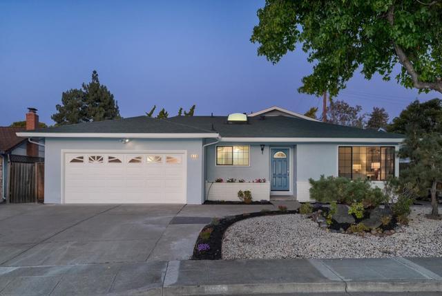 878 Poplar Avenue, Sunnyvale, CA 94086