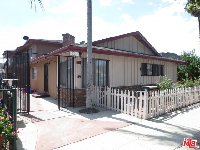 We are proud to present this great 4 unit multi-residential investment opportunity. Building consist of very spacious units with close to 4,500 square feet of living area. Front unit is 3 bedrooms and 2 baths with a fireplace and central heating. Other 3 units are 2 bedroom and 1 bath each. This investment can provide investors with upside potential in a strong rental market with actual or projected rents. Good location, and easy access to 105 and 710 highways. There is a storage room previously used as a laundry room. One unit has washing and dryer machines. Each unit has their own electrical and gas meters. The accuracy of all information, regardless of source, is deemed reliable but no guaranteed and should be personally verified with the appropriate professional. Sold as is.