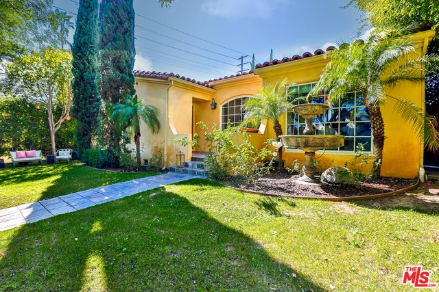 1367 S SIERRA BONITA Avenue, Los Angeles, CA 90019