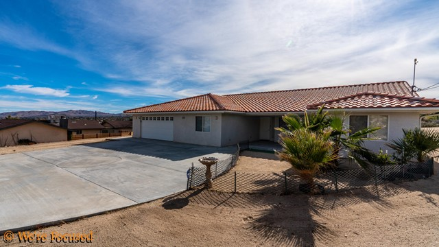 54787 Benecia Trail, Yucca Valley, CA 92284