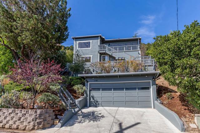 1708 Terrace Drive, Belmont, CA 94002