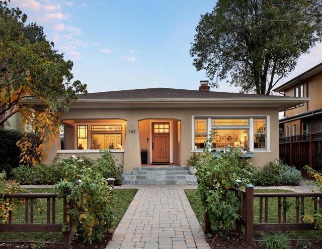 342 Hawthorne Avenue, Palo Alto, CA 94301