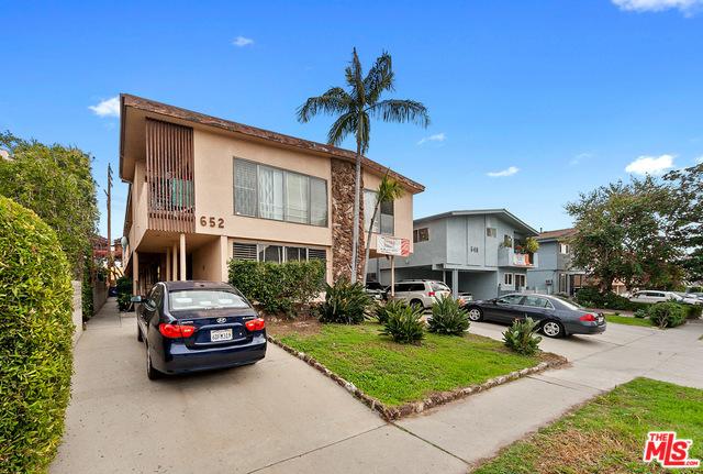 652 N HAYWORTH Avenue, Los Angeles, CA 90048