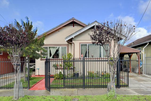 1721 70th Avenue, Oakland, CA 94621