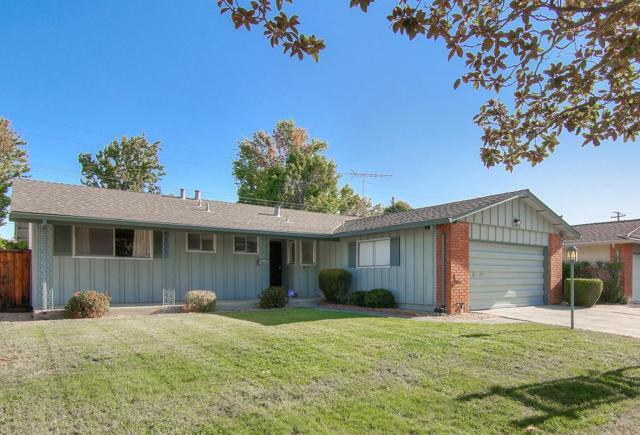 1115 Vasquez Avenue, Sunnyvale, CA 94086