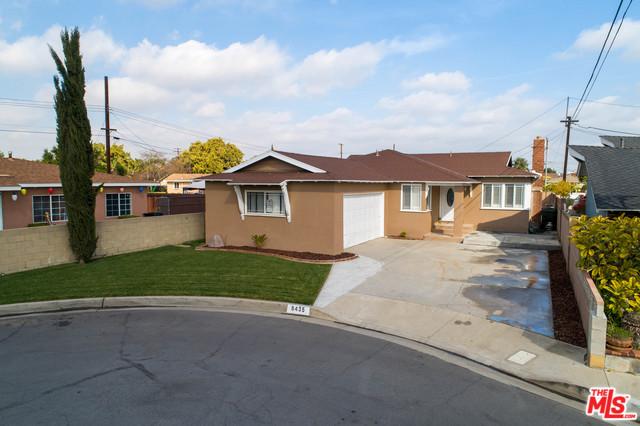 8435 BYERS Street, Downey, CA 90242