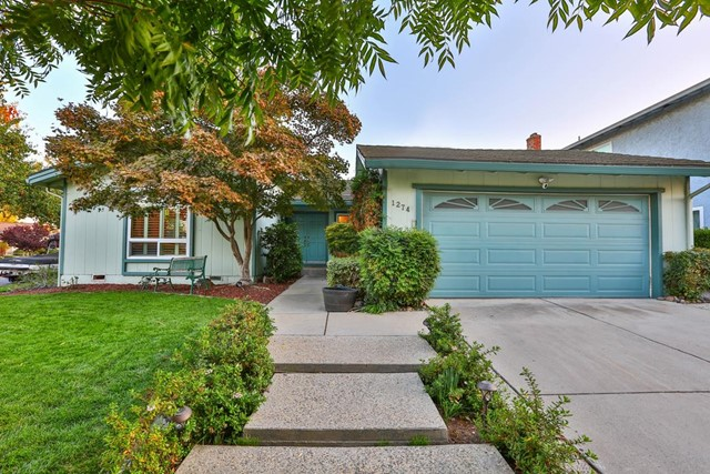 1274 Dentwood Drive, San Jose, CA 95118
