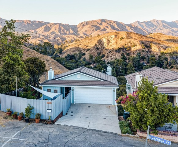 11323 Overlook Trail, Kagel Canyon, CA 91342