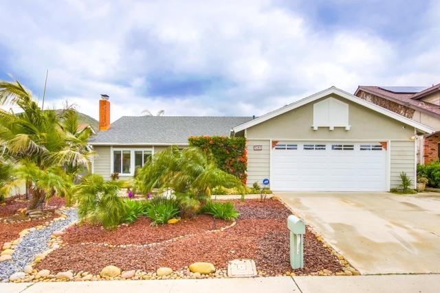 7241 Arpege Road, San Diego, CA 92119