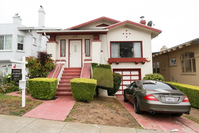 718 Faxon Avenue, San Francisco, CA 94112