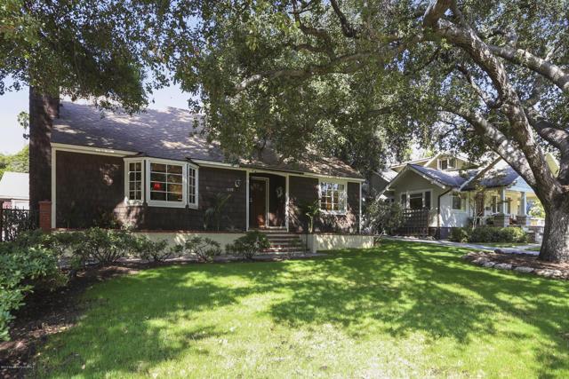 1177 E Elizabeth Street, Pasadena, CA 91104