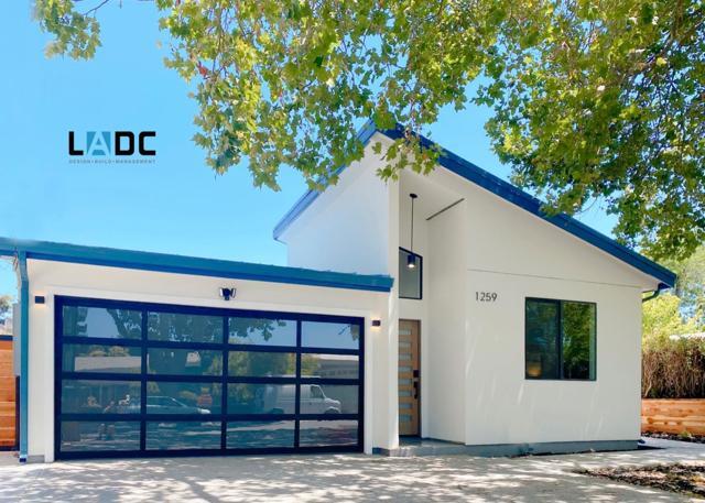 1259 Burgoyne Street, Mountain View, CA 94043