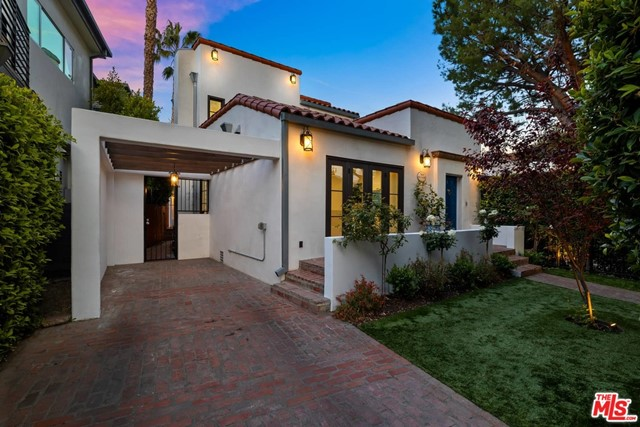 560 Westbourne Drive, West Hollywood, CA 90048