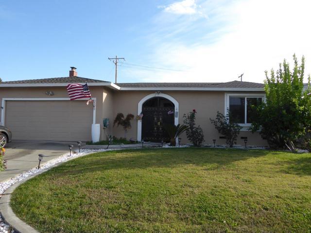 352 Colville Drive, San Jose, CA 95123